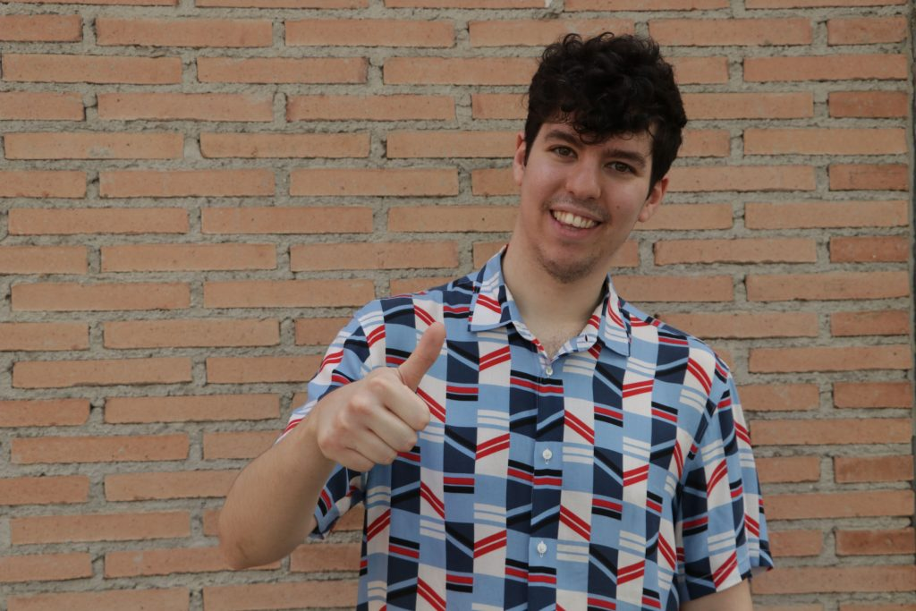 Javier Silvestre, transcreador y copywriter