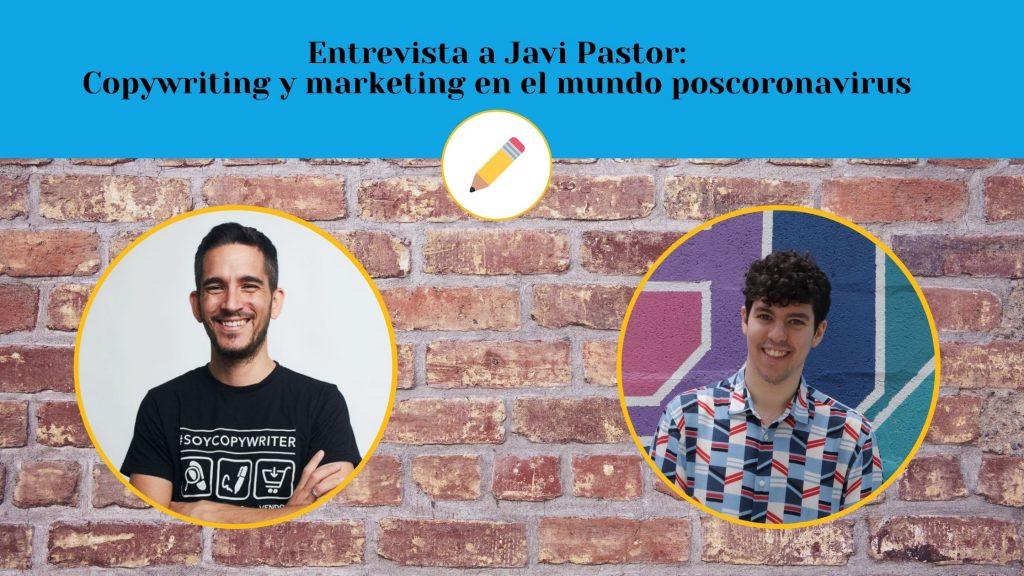 Copywriters Javi Pastor y Javier Silvestre